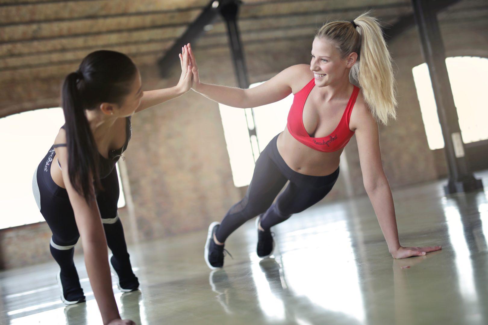 Vývojová kineziologie ve fitness