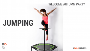 JUMPING Welcome autumn party